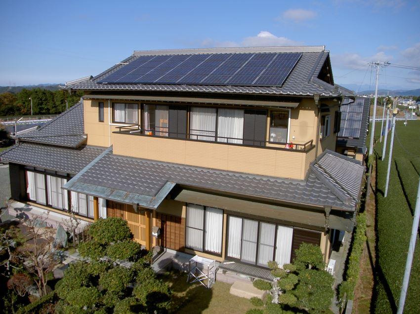 太陽光発電_切妻屋根12