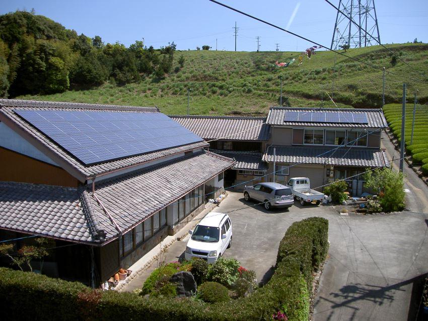 太陽光発電_切妻屋根13