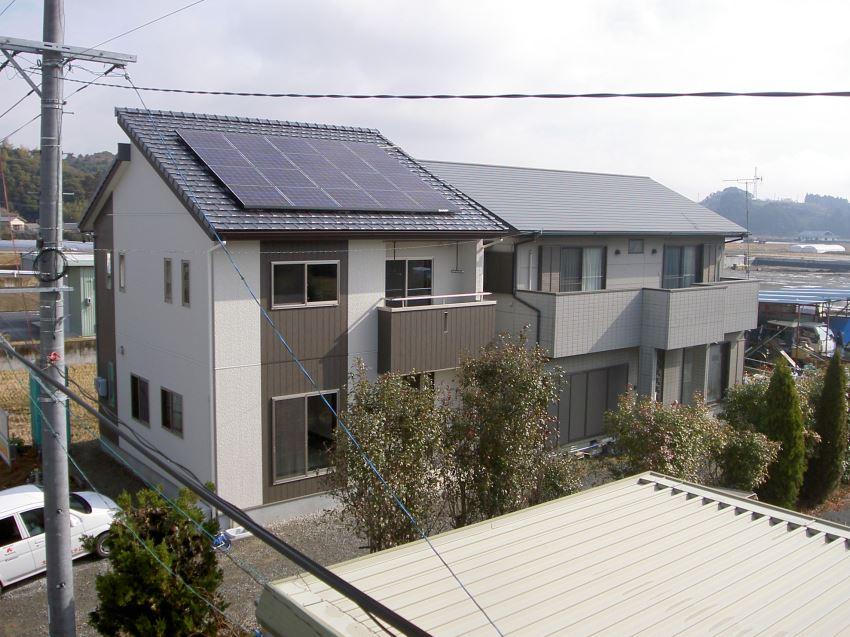 太陽光発電_切妻屋根18
