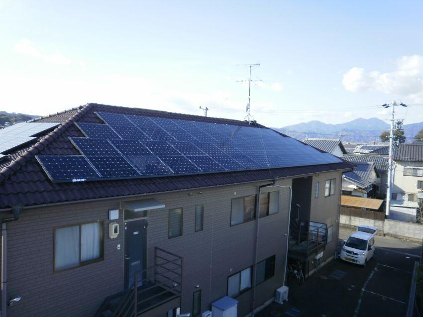 太陽光発電_寄棟屋根19