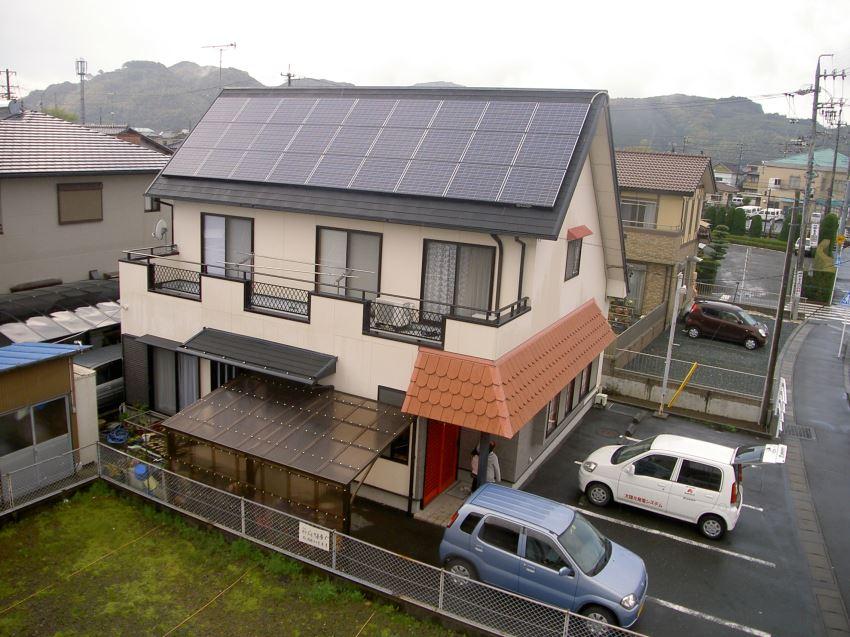 太陽光発電_切妻屋根22