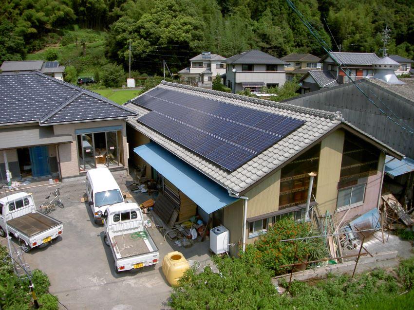 太陽光発電_切妻屋根24
