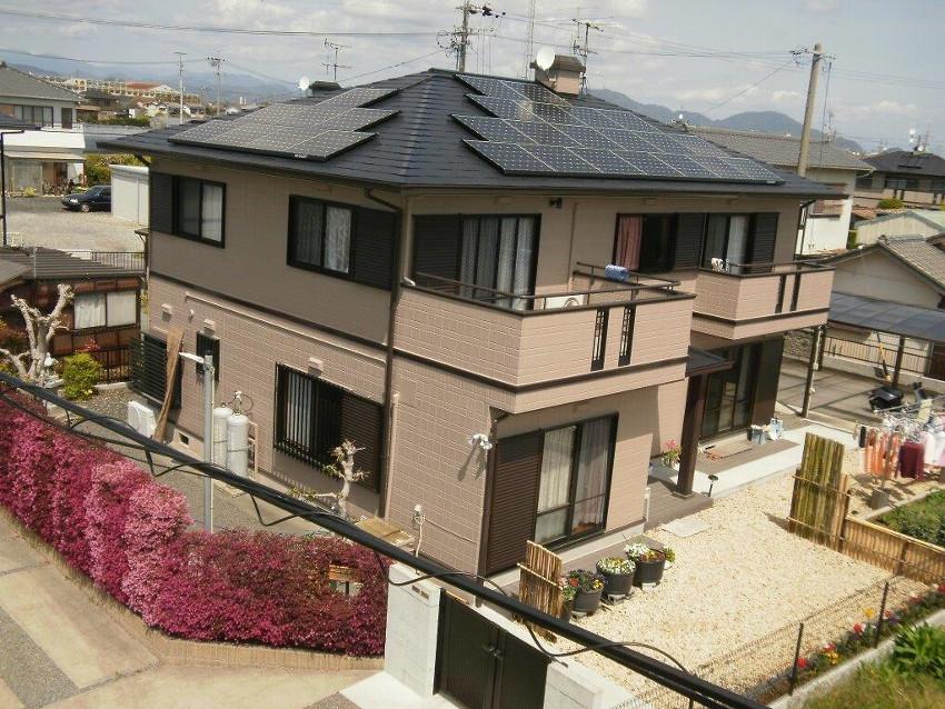 太陽光発電_寄棟屋根25