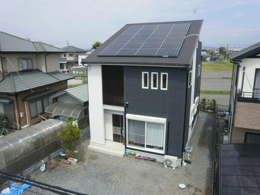 太陽光発電_切妻屋根25