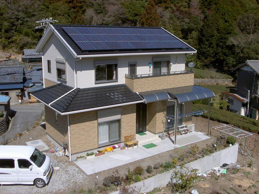 太陽光発電_切妻屋根28