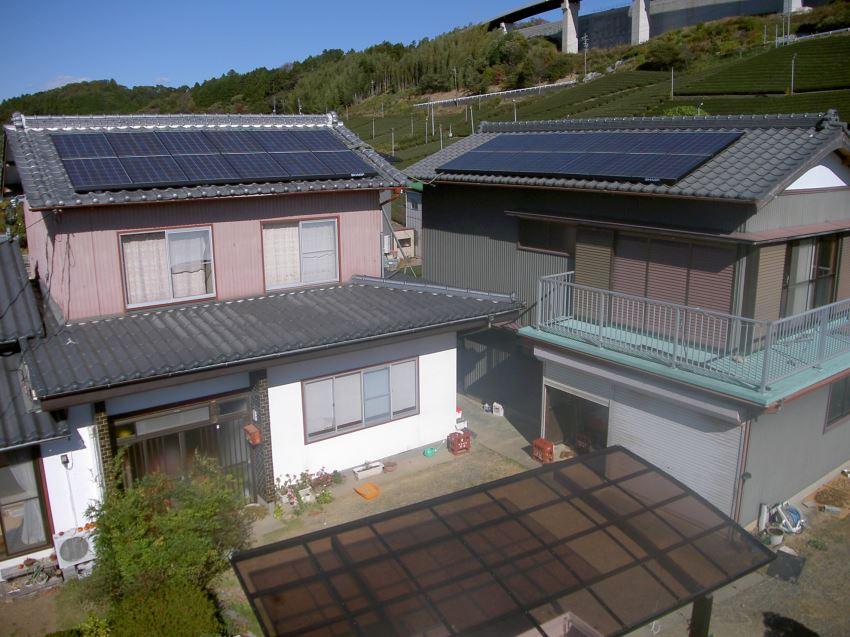 太陽光発電_切妻屋根32