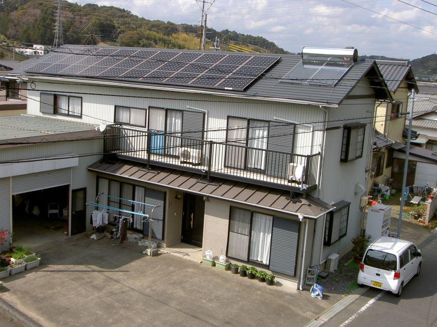 太陽光発電_切妻屋根37