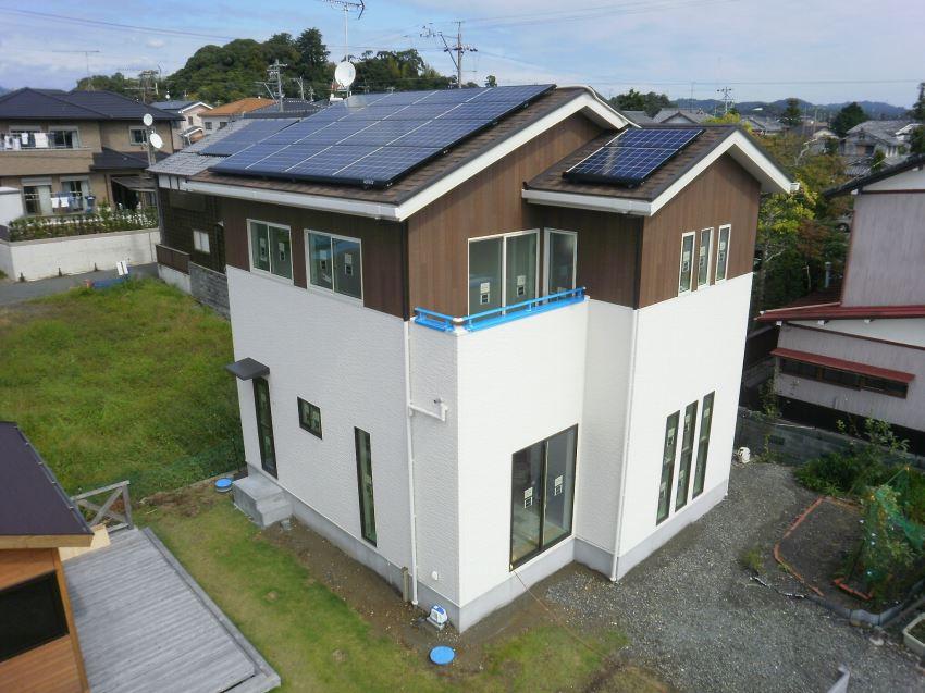 太陽光発電_切妻屋根41