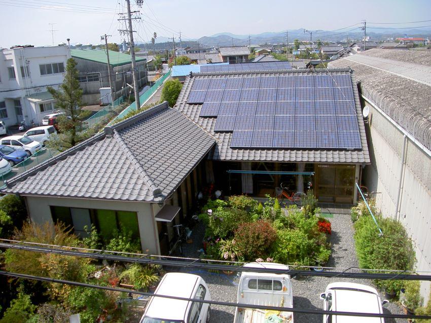 太陽光発電_切妻屋根54