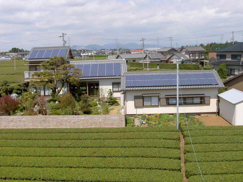 太陽光発電_切妻屋根55