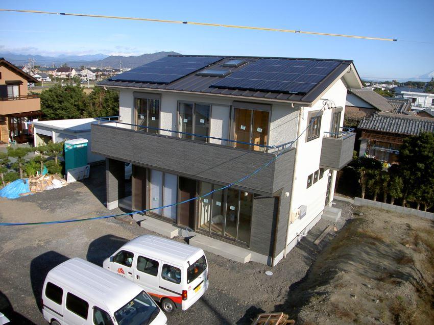 太陽光発電_切妻屋根58