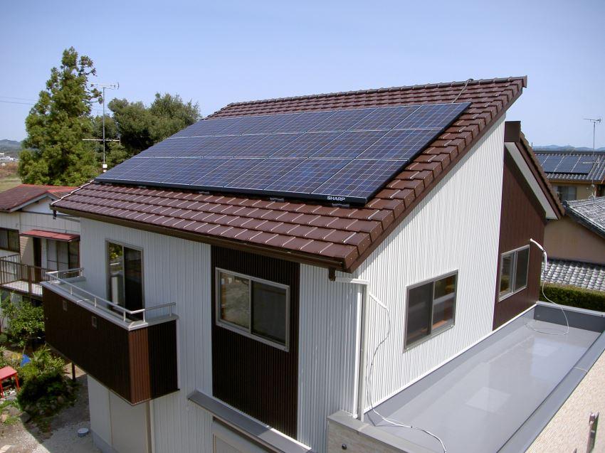 太陽光発電_切妻屋根60