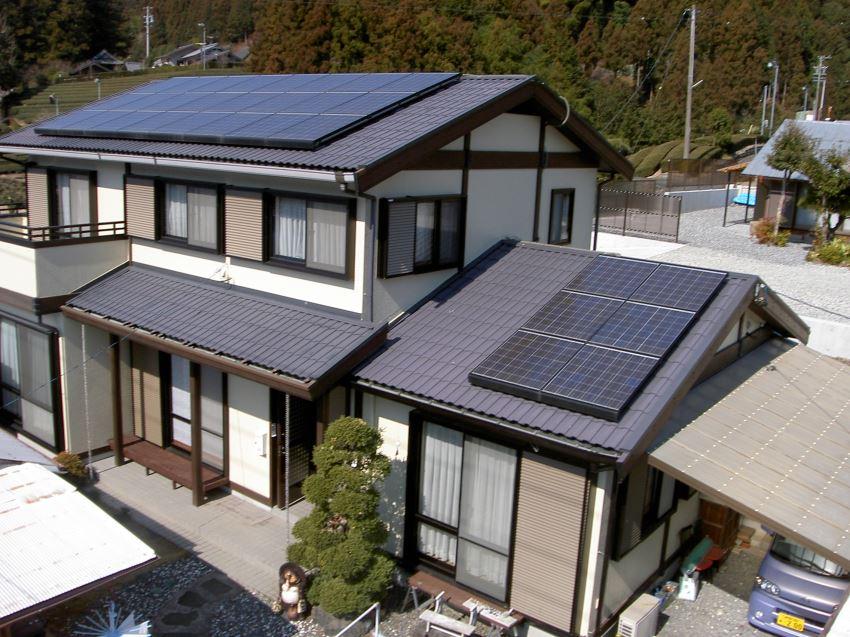 太陽光発電_切妻屋根69