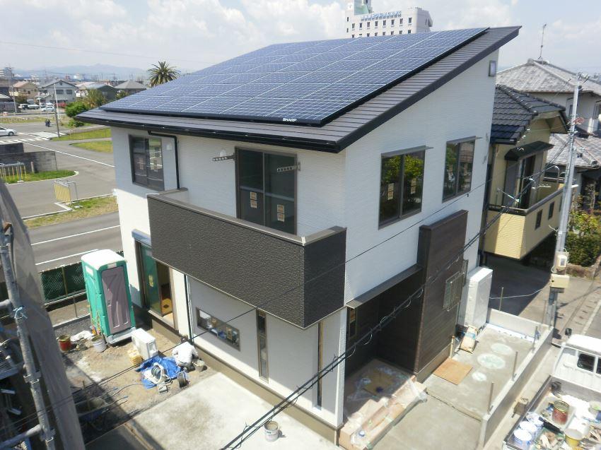 太陽光発電_切妻屋根72