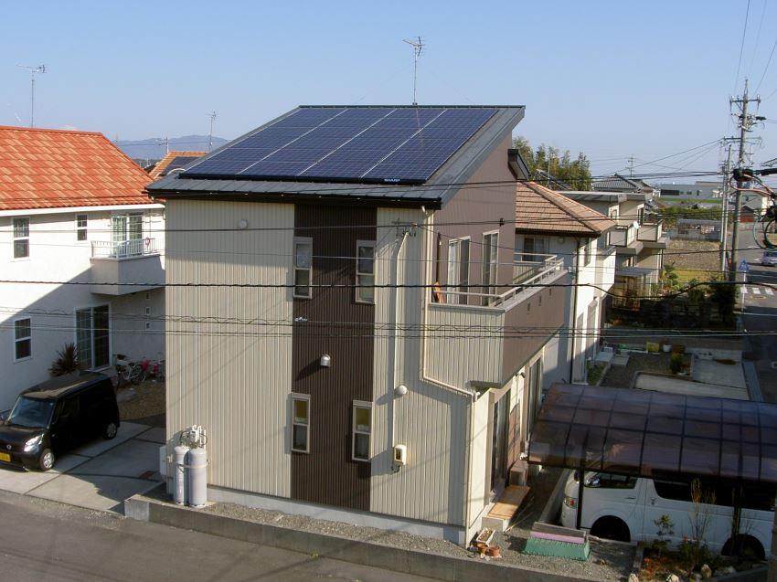 太陽光発電_切妻屋根74