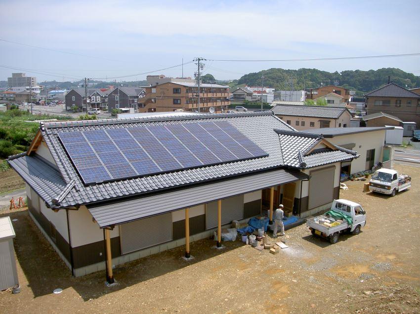 太陽光発電_切妻屋根79