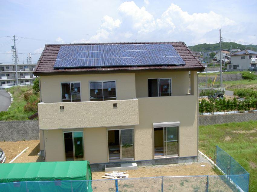 太陽光発電_切妻屋根83