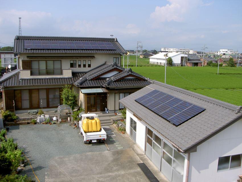 太陽光発電_切妻屋根84
