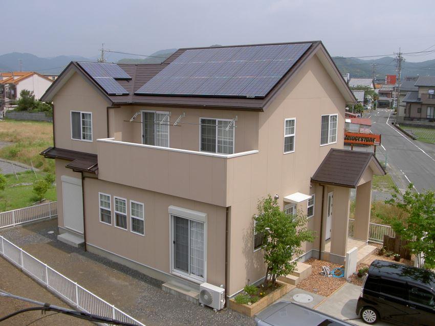 太陽光発電_切妻屋根86