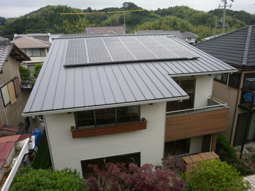 太陽光発電_切妻屋根107