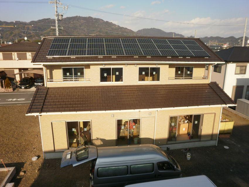 太陽光発電_切妻屋根109